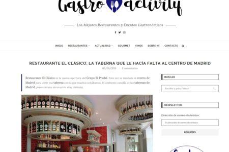 El Clásico en GastroActivity (03.06.2019)